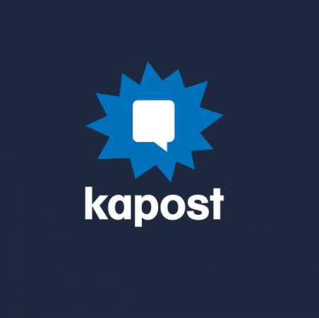 Joined Kapost (2013)